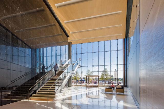 1000 Maine, KPF, Fox Architects, Pure Freeform, Washington, DC, Wharf, Jeff Goldberg ESTO