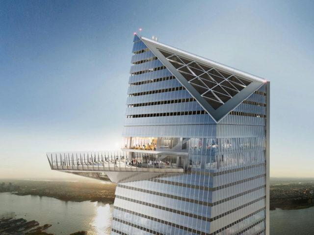 30 Hudson Yards, New York City, Kohn Pedersen Fox, KPF