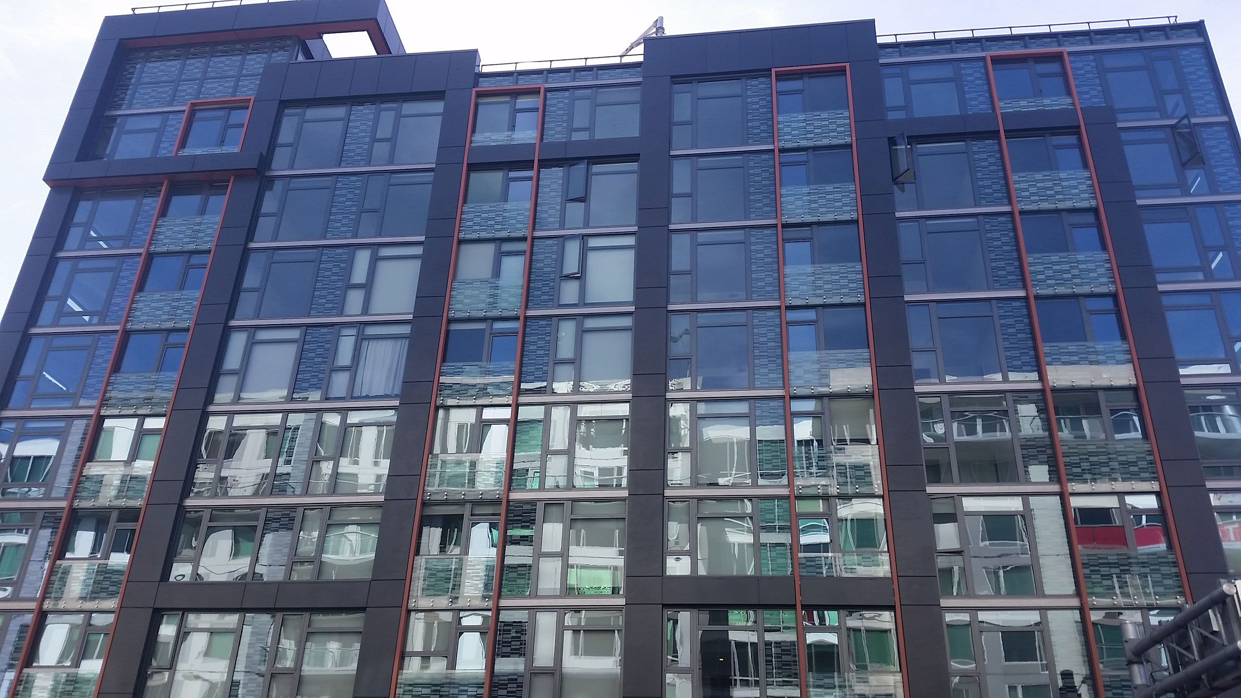 923 Folsom, San Francisco, CA, Thermal Windows, Solomon Cordwell Buenz, Cahill Contractors, IFS 500FP