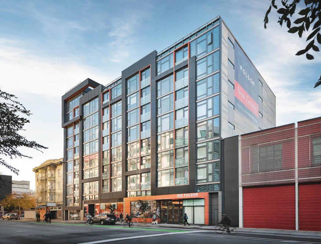923 Folsom, San Francisco, CA, Thermal Windows, Solomon Cordwell Buenz, Cahill Contractors, IFS 500FP