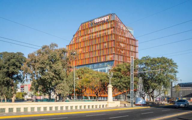 AFT Arquitectos, Tarjeta Naranja, Cordoba, Argentina, Photography Gonzalo Viramonte, Archello