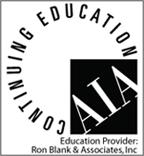 AIA Ron Blank & Associates, Inc. Logo
