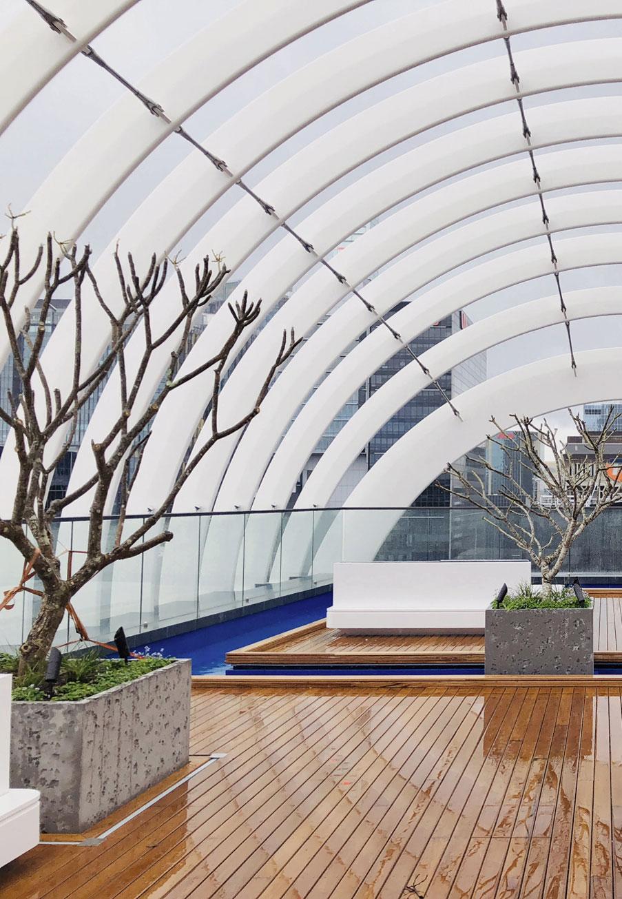 Arc Crown Group, Photographer Martin Seigner, Koichi Takada Architects