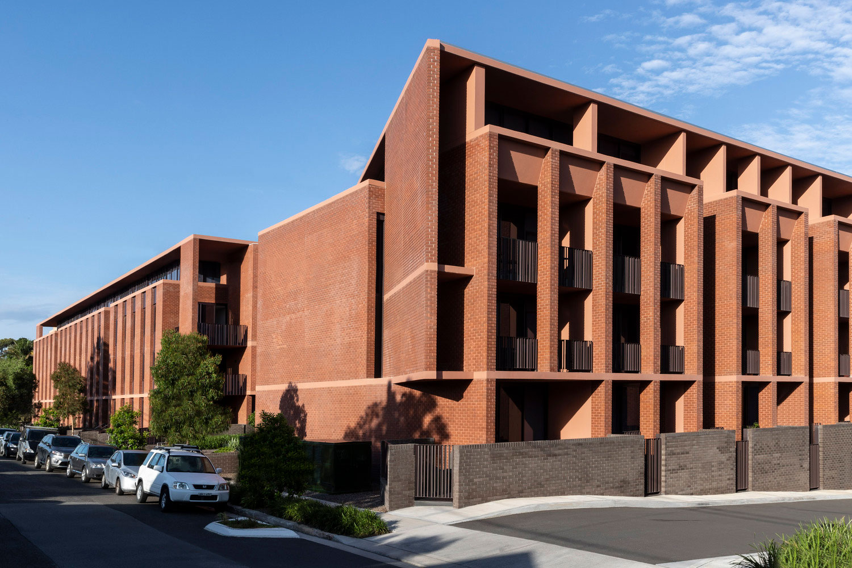 Arlington Grove Residential Apartments, Dulwich Hill, Smart Design Studio, Photography Ross Honeysett