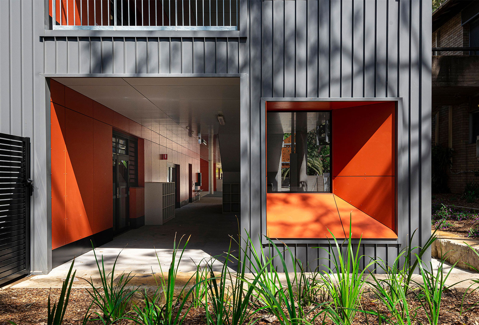 Auburn North Public School, NWS, Architect Photography Conrad Gargett