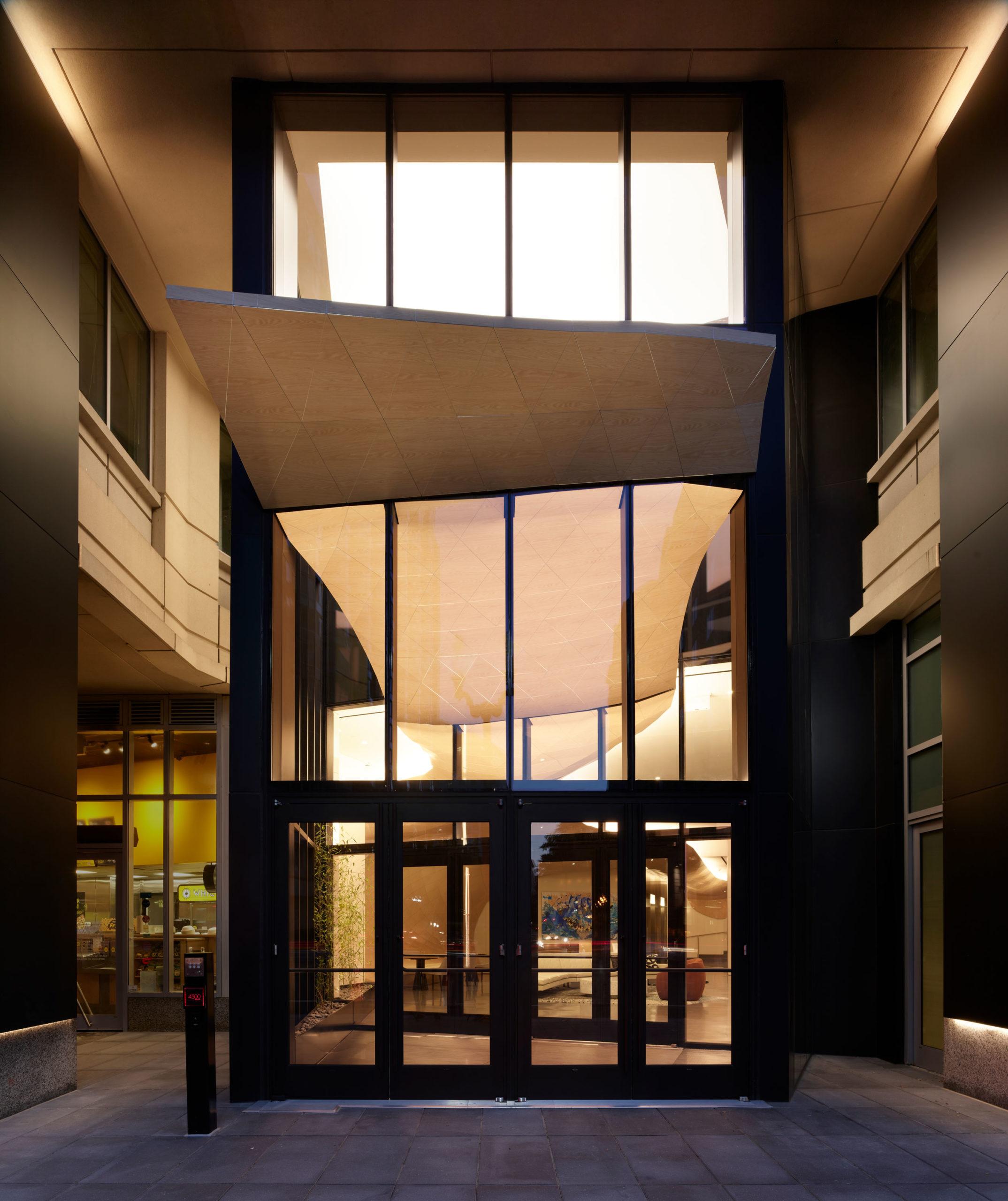 Ballston Point, Arlington, Virginia, Gensler, Interior Design, Photography James John Jetel