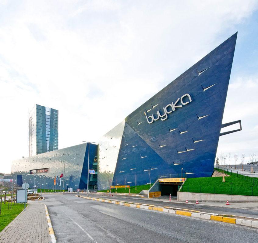 Buyaka Shopping Mall, Istanbul, Turkey, Dilekci Architects, Photography Faruk Kurtulus