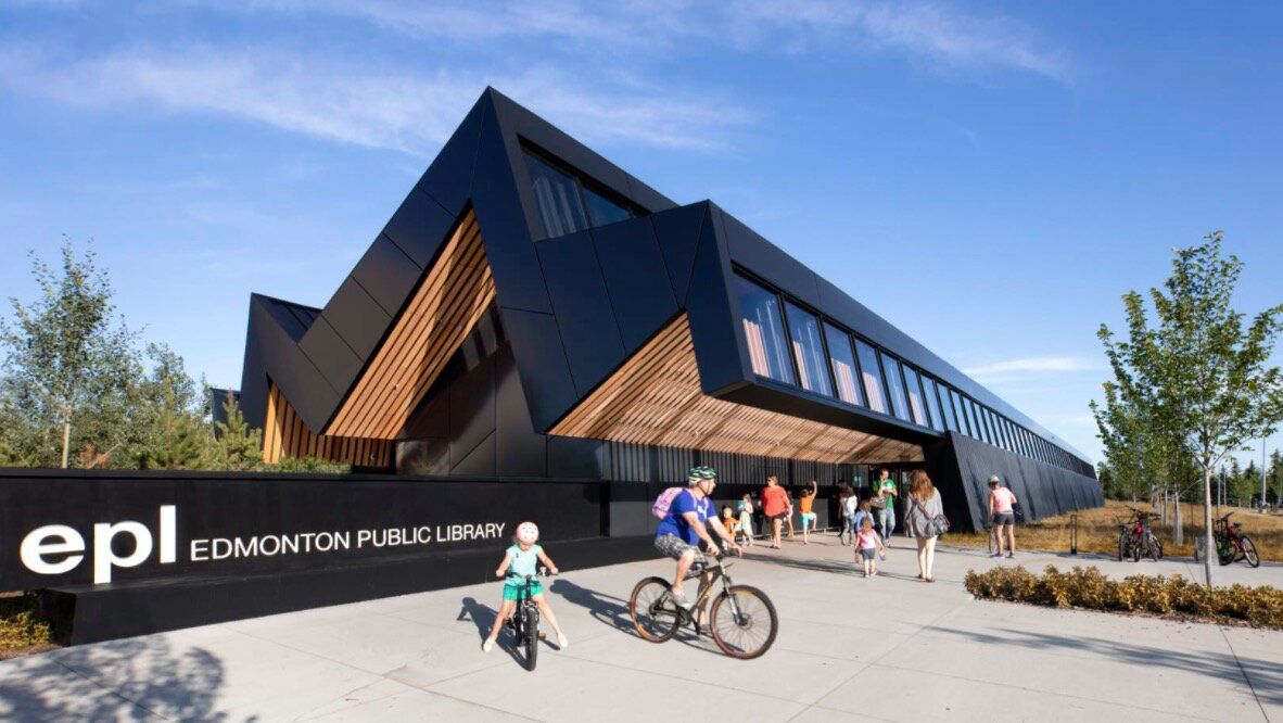 Capilano Public Library, Patkau Architects Inc, Edmonton, Alberta, Exterior Technologies Group, Christophe Benard Photography