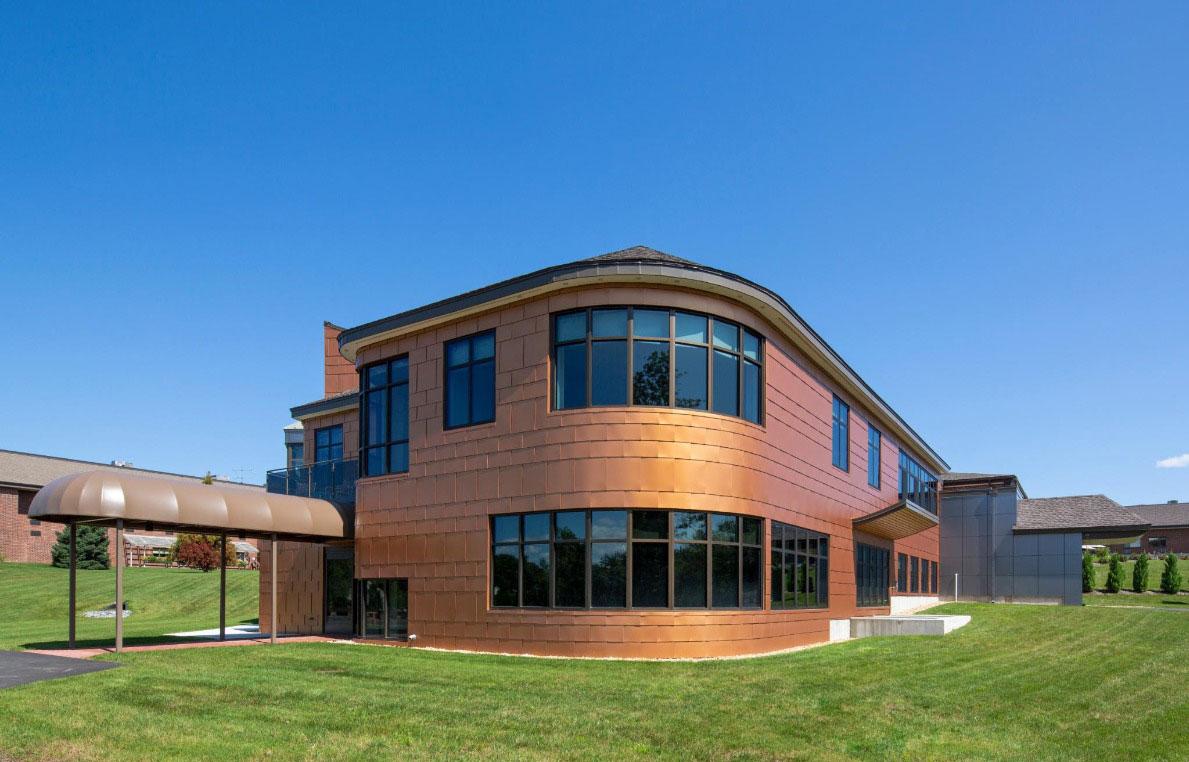Carleton Willard Village, Bedford, MA Tsomides Associates Architects Planners