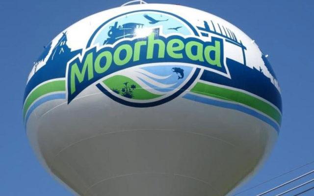 City of Moorhead, MN, KLM, Classic Protective Coatings, Tnemec, Water Tank