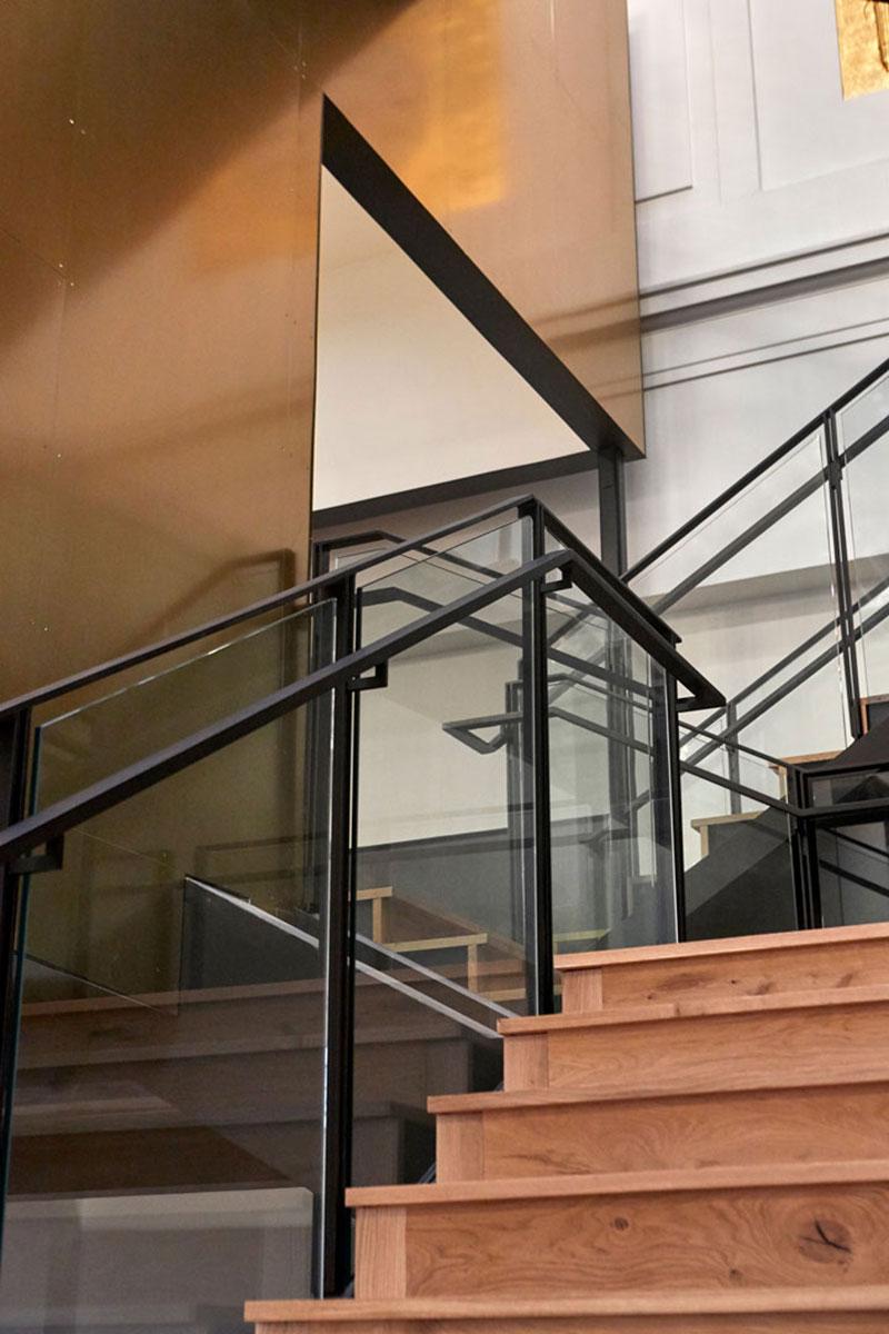 Expensify Offices Portland Oregon AGF Architects Pure Freeform Aluminum Lumiflon FEVE Resin