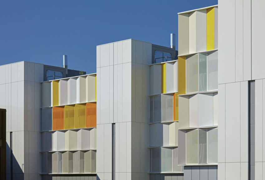 Fleming College Sutherland Campus, Gow Hastings Architects, Photography Tom Arban