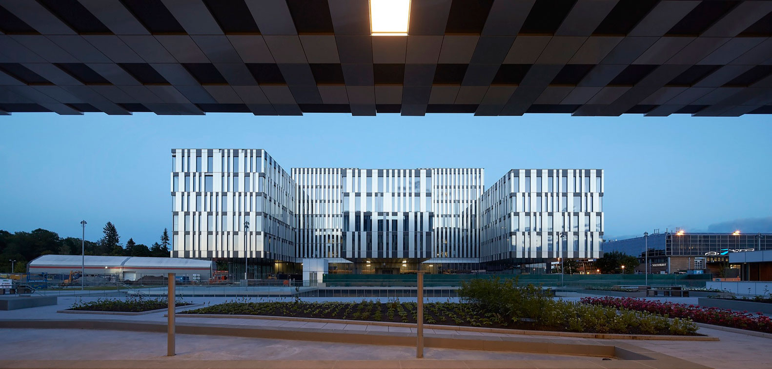 Fornebuporten, Dark Arkitekter, Zinc Interior Architects, Photography Hufton Crow
