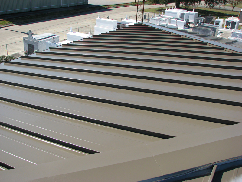 The Rising Popularity Of Feve Resins For Roof Recoatings