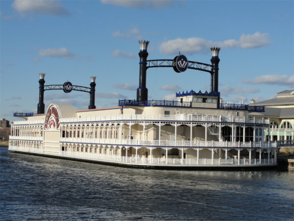Lumiflon, Tnemec, Grand Victoria Riverboat Casino, Coatings, Restoration, FEVE Resins, Tecorp Inc.