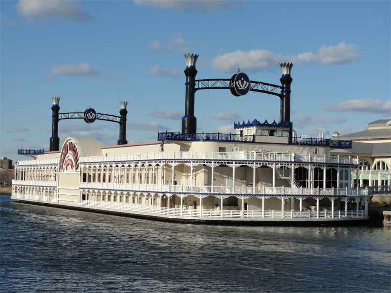 Lumiflon, Tnemec, Grand Victoria Riverboat Casino, Coatings, Restoration, FEVE Resins, Tecorp Inc.