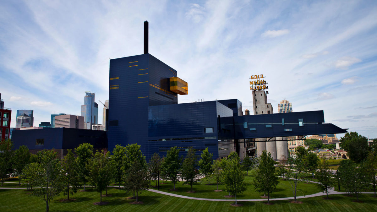 Guthrie Theater, Minneapolis, Minnesota, Jean Nouvel