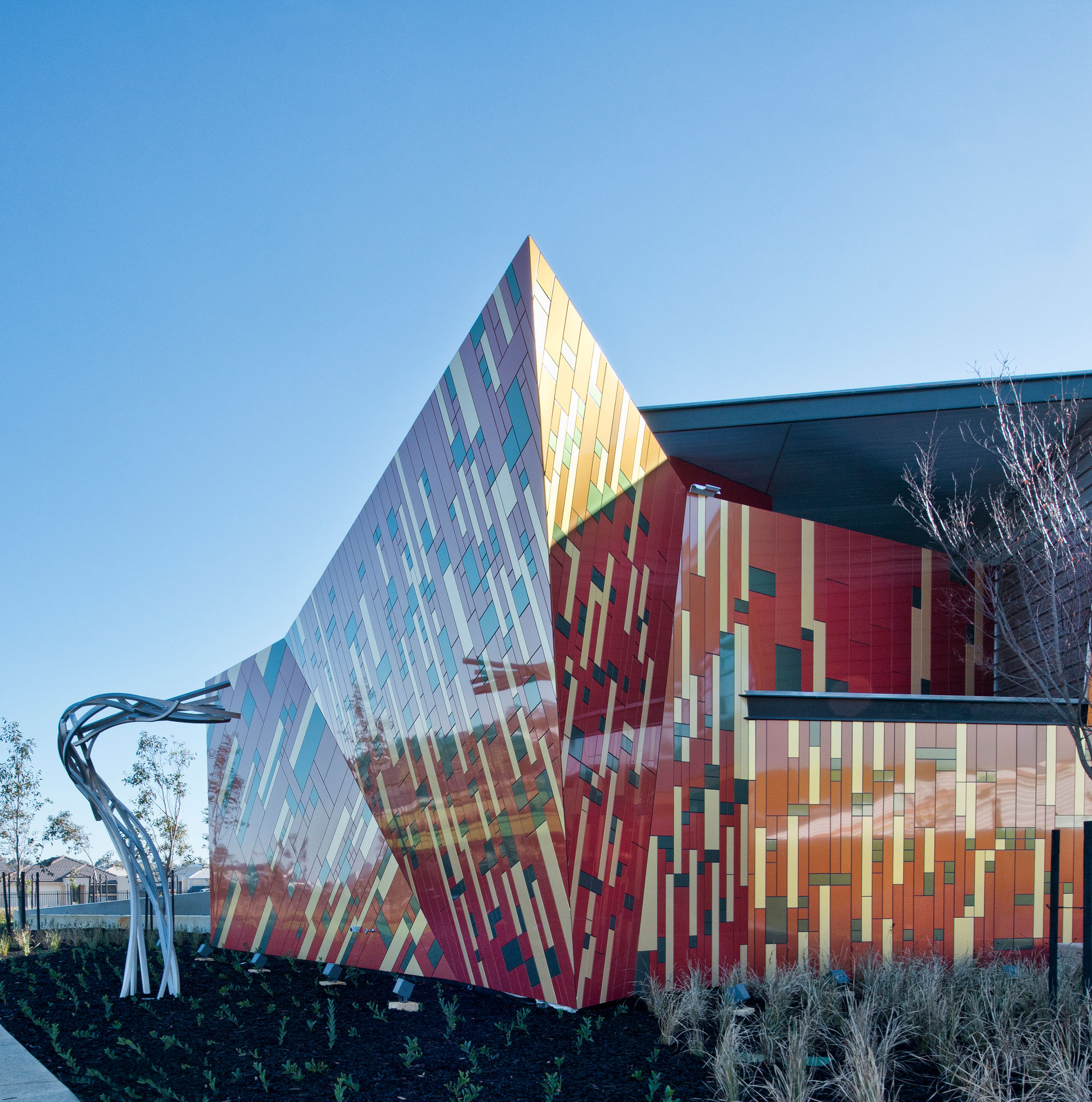 JCY Architects and Urban Designers, Baldivis Secondary College, Photography Rob Ramsay