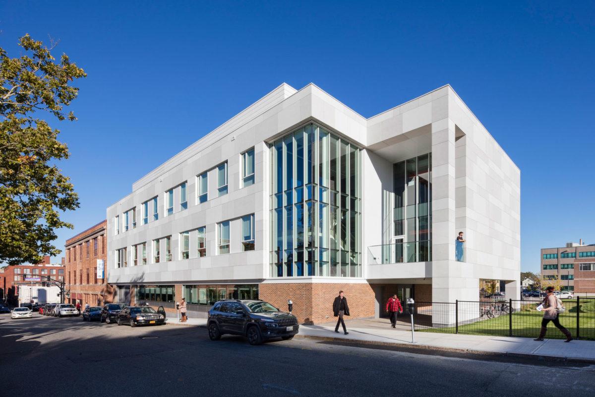 John J Bowen Center for Science Innovation, Johnson Wales University, Architectural Resources Cambridge, ARC, John Horner Photography