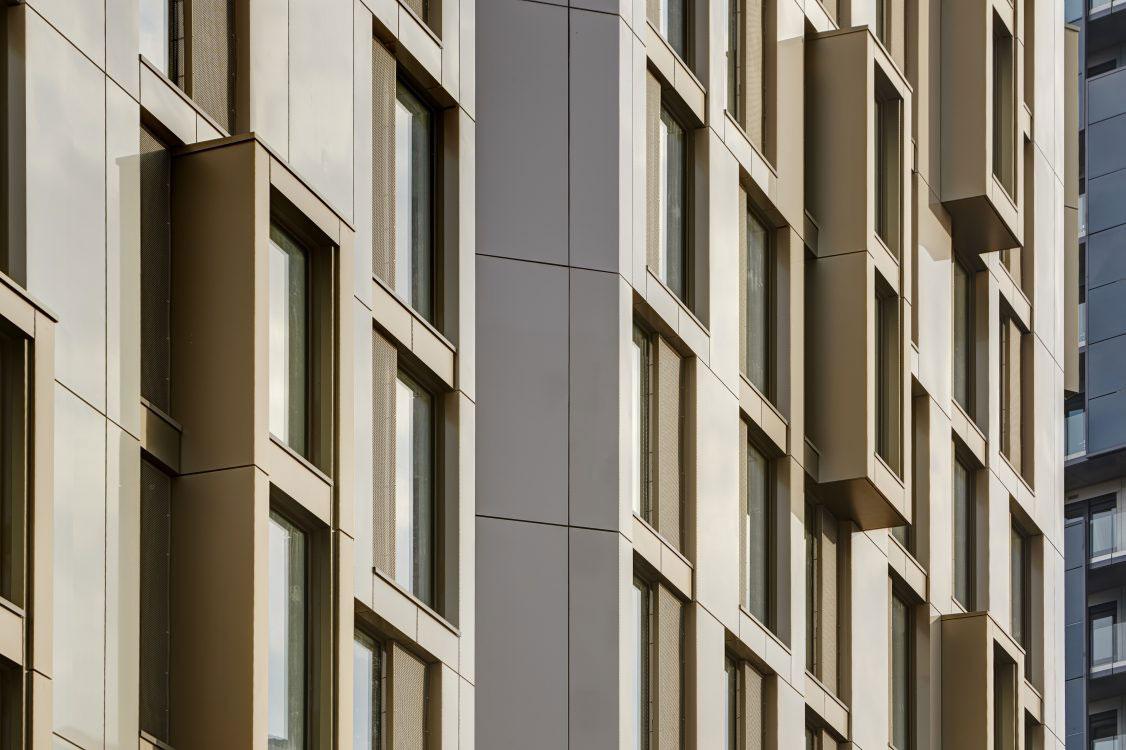 Karma House, Student Housing, Wembley, HTA Design, Photography Richard Gooding