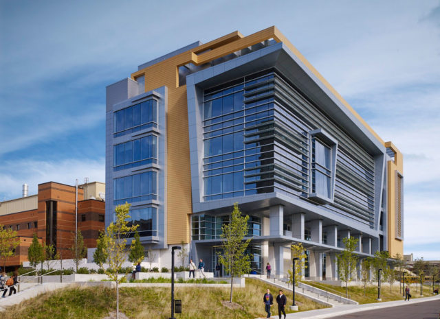 Kenwood Interdisciplinary Research Complex, Flad Architects, Photography Steve Hall, Hedrich Blessing