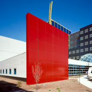 LUMIFLON FEVE Resin, Connecticut Children's Medical Center, Photo Mitsubishi Plastics Composites America