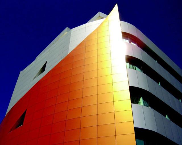 LUMIFLON FEVE Resin, Coss y Leon Office Materials Distribution Center, Guadalajara Mexico