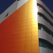 LUMIFLON FEVE Resin, Coss y Leon Office Materials Distribution Center, Mitsubishi Plastics Composites America