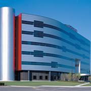 LUMIFLON FEVE Resin, Delphi Automotive Systems Headquarters, Mitsubishi Plastics Composites America, 1