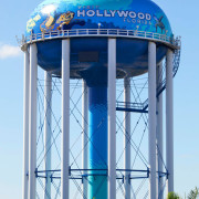 LUMIFLON FEVE Resin, Hollywood FL Water Tank, Tnemec, Photo by Greg Wilson, 1
