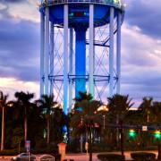 LUMIFLON FEVE Resin, Hollywood FL Water Tank, Tnemec, Photo by Greg Wilson, 3
