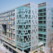 LUMIFLON FEVE Resin, Korea Konkuk University Art College, Photo Mitsubishi Plastics Composites America