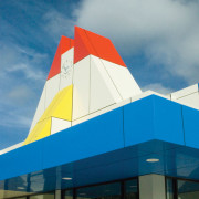 LUMIFLON FEVE Resin, Sacred Heart Early Learning Center, by Design Partnership of Cambridge, 4
