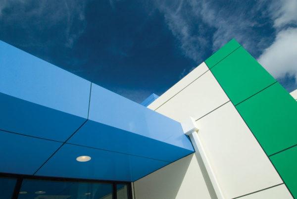 LUMIFLON FEVE Resin, Sacred Heart Early Learning Center, Design Partnership of Cambridge