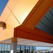 LUMIFLON FEVE Resin, Sorensen Station Parkade and Transit Terminal, Mitsubishi Plastics Composites America, 3