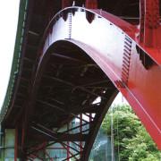 LUMIFLON FEVE Resin, Tokiwa Bridge