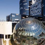 LUMIFLON FEVE Resin, Winnie Palmer Hospital, Mitsubishi Plastics Composites America, 1