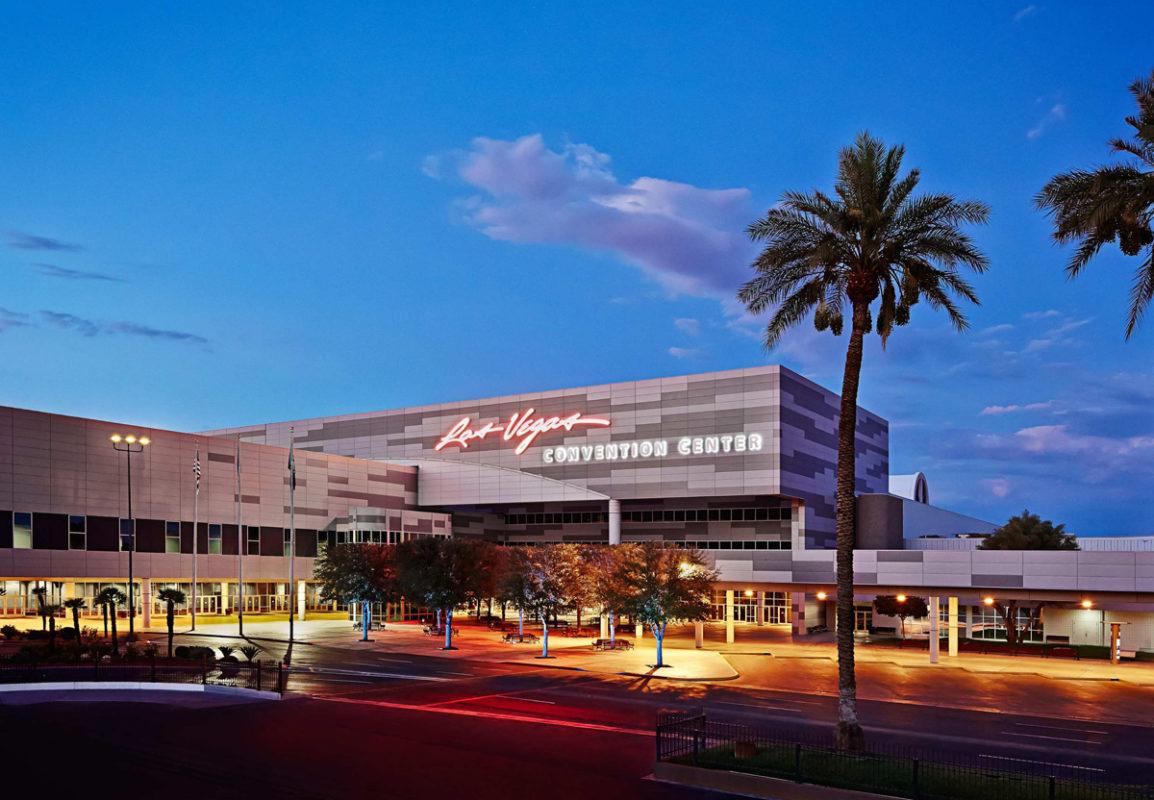 Las Vegas Convention Center Nevada Techno Coatings Tnemec Fluoronar Lumiflon FEVE Resin