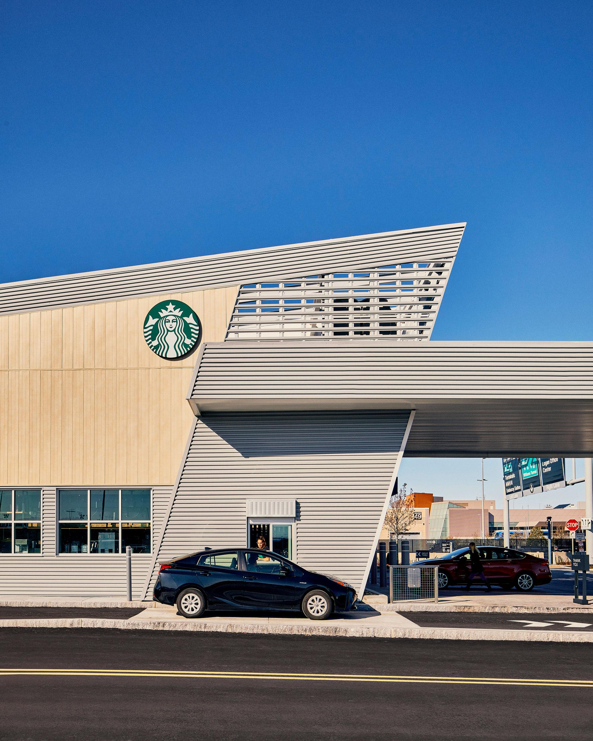 Logan Airport Nouria Energy Convenience Center, Boston, MA, Phase Zero, Pure Freeform, LUMIFLON FEVE, Photography Joseph Ferrano