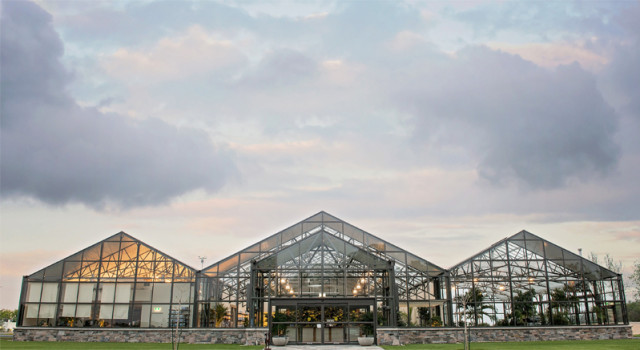 Ottawa greenhouse wedding