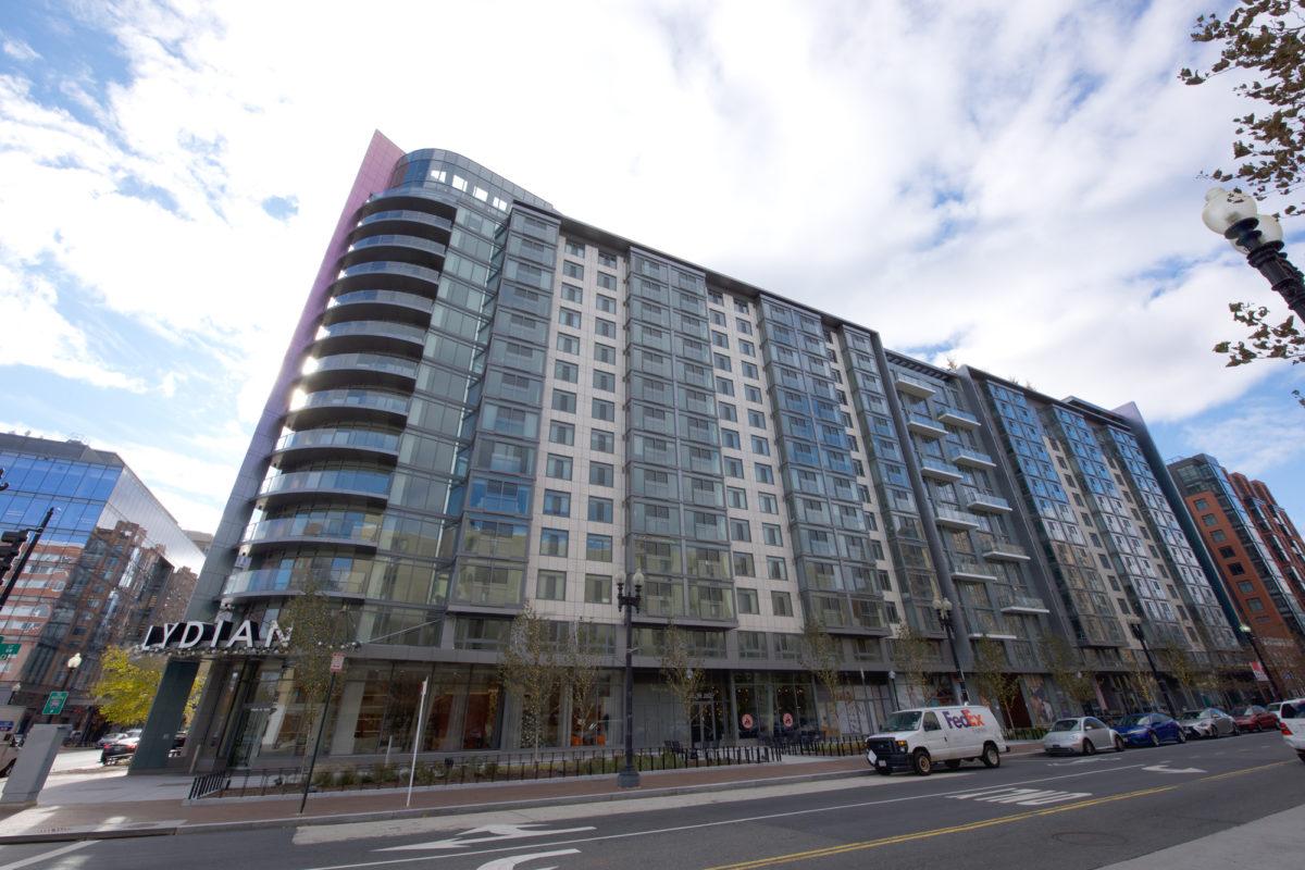Lydian, 400 K Street, Washington DC, Davis Carter Scott, HITT Contracting, CEI Materials, R4000