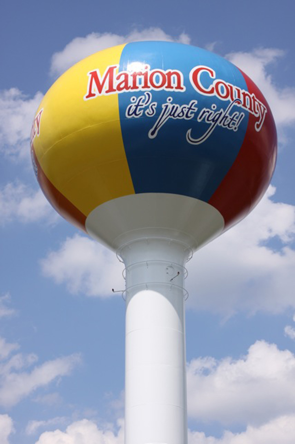 marion county south carolina water tank tnemec hydroflon bp barber and associates