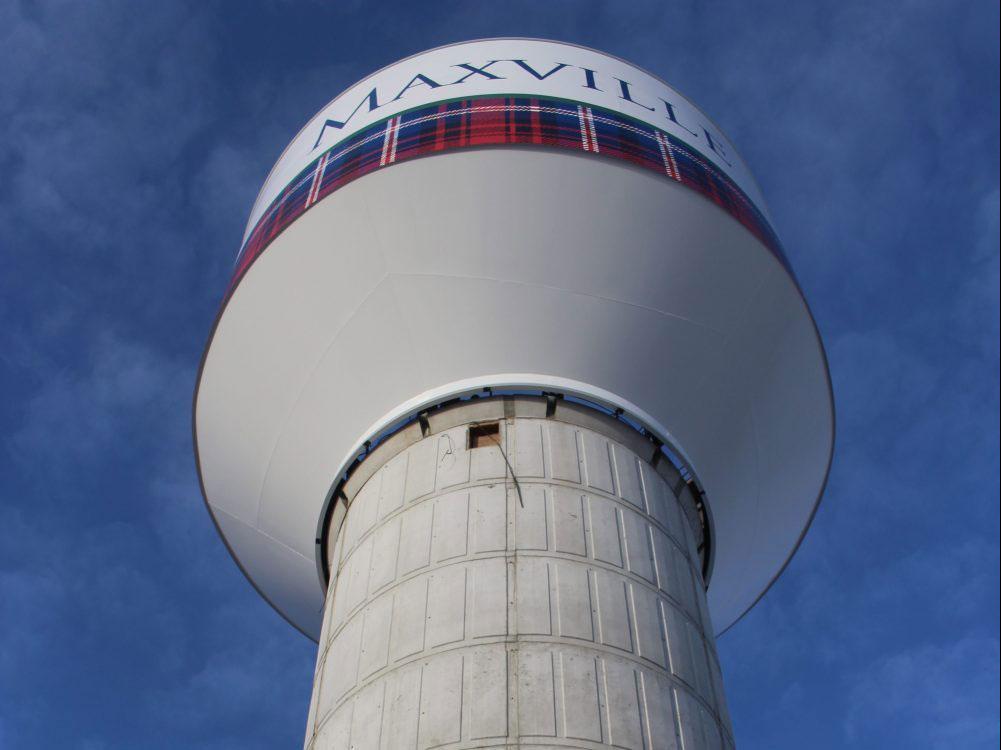 Maxville, Ontario, Canada, Tnemec Company, Tank of the Year, 2019