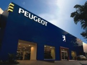 Peugeot Dealership, México