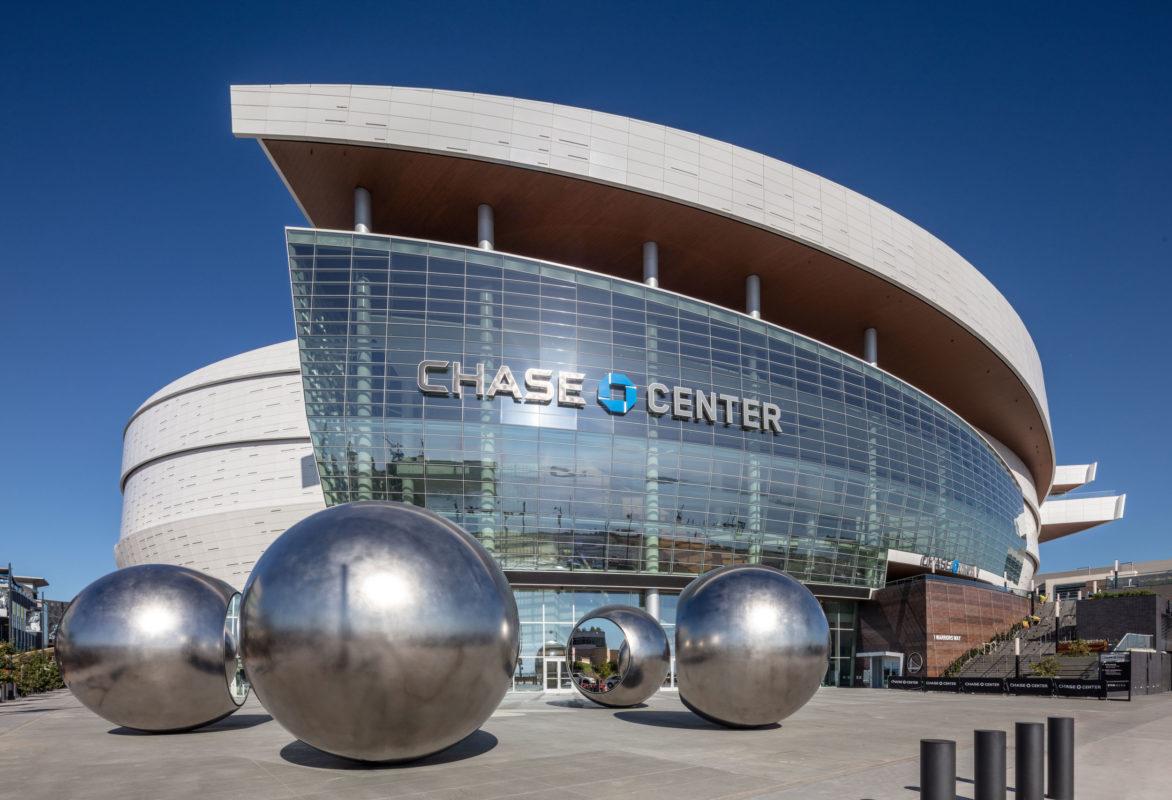 Chase Center, San Francisco, Gensler, Manica Architecture, Kendall Heaton Associates, LUMIFLON USA, Jason O Rear Photography