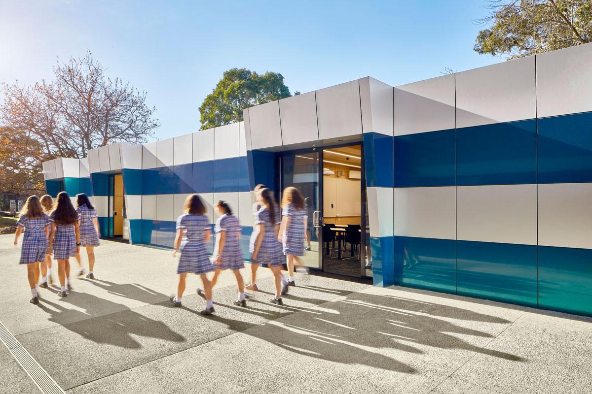 Presbyterian Ladies College, HARWYN, Modular Education Pods, Australia