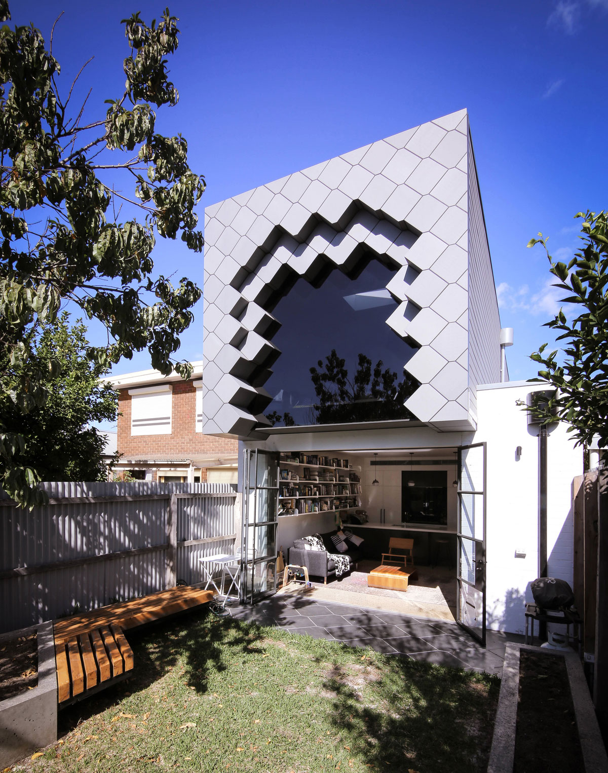 Quarry House, Hook Turn Architecture, Brunswick East, Australia, Photography Ben Tole