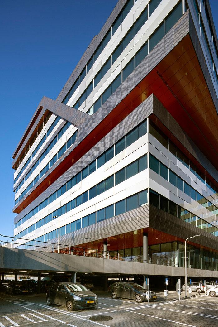Rabobank Office, Eindhoven, Netherlands, UNStudio, Photography Hans Wilschut