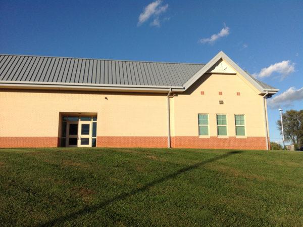 Roof_Restoration_Lumiflon_Gladeville_Elementary_04