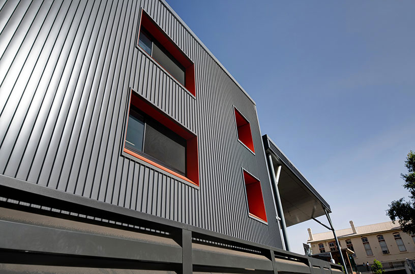 Rosehill Public School, NSW, General Contractor Grindley, Conrad Gargett Architects